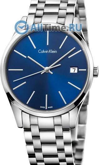 Женские наручные fashion часы в коллекции Time Calvin Klein