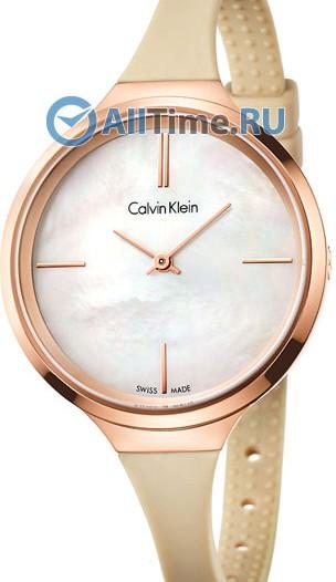 Женские наручные fashion часы в коллекции Lively Calvin Klein