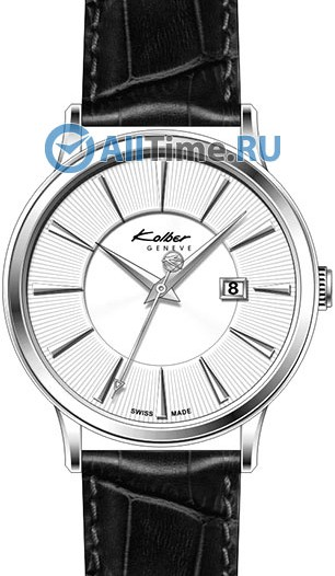 Мужские наручные швейцарские часы в коллекции Les Classiques Kolber