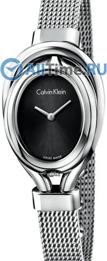 Женские наручные fashion часы в коллекции Microbelt Calvin Klein