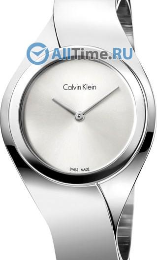 Женские наручные fashion часы в коллекции Senses Calvin Klein