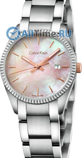 Женские наручные fashion часы в коллекции Alliance Calvin Klein