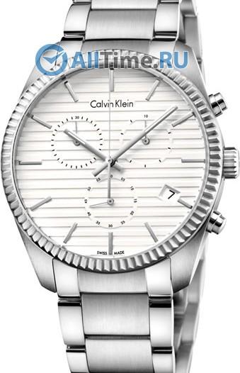 Мужские наручные fashion часы в коллекции Alliance Calvin Klein
