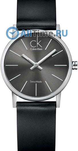 Женские наручные fashion часы в коллекции Postminimal Calvin Klein
