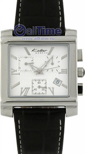 Мужские наручные швейцарские часы в коллекции Passion Kolber