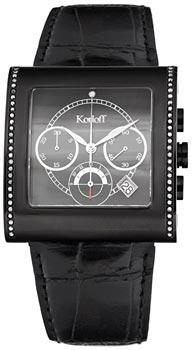 Швейцарские наручные  женские часы Korloff KCA2B.5243M