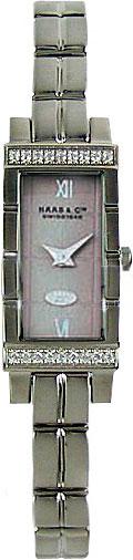 Женские наручные швейцарские часы в коллекции Modernice Bracelet Haas