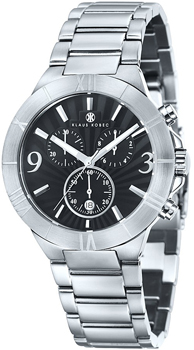 fashion наручные  мужские часы Klaus Kobec KK-20002-03. Коллекция Alexander