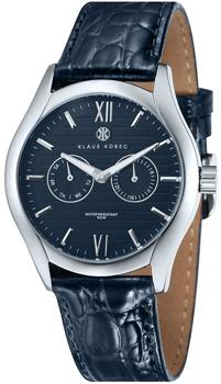 fashion наручные  мужские часы Klaus Kobec KK-20003-02. Коллекция Aether
