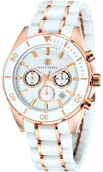 fashion наручные  мужские часы Klaus Kobec KK-20005-77. Коллекция Chronos