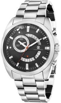 fashion наручные  мужские часы Klaus Kobec KK-20009-11. Коллекция Porter