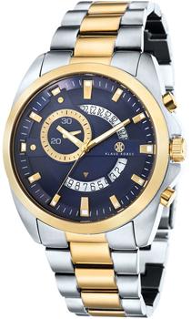fashion наручные  мужские часы Klaus Kobec KK-20009-33. Коллекция Porter
