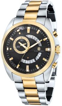 fashion наручные  мужские часы Klaus Kobec KK-20009-44. Коллекция Porter