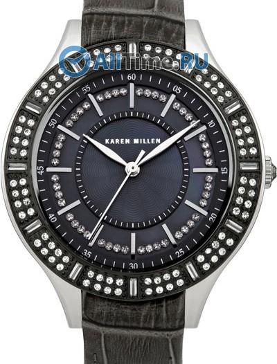 Женские наручные fashion часы в коллекции Be in trend Karen Millen