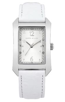 fashion наручные  женские часы Karen Millen KM104W. Коллекция Classic