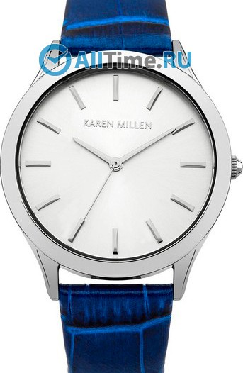 Женские наручные fashion часы в коллекции SS-15 Karen Millen