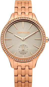 fashion наручные  женские часы Karen Millen KM112ERGM. Коллекция SS-15
