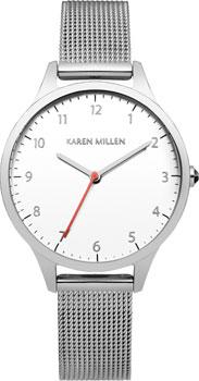 fashion наручные  женские часы Karen Millen KM118SM. Коллекция Autum6