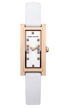 fashion наручные  женские часы Karen Millen KM120WRG. Коллекция Classic