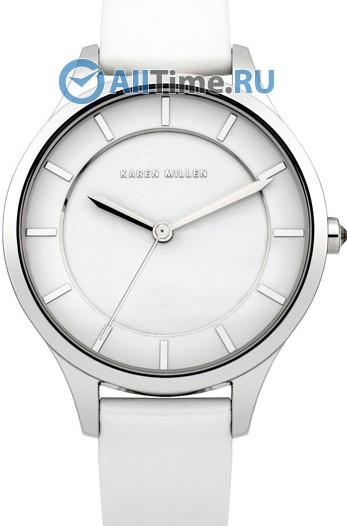 Женские наручные fashion часы в коллекции Classic Karen Millen