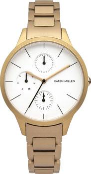 fashion наручные  женские часы Karen Millen KM144GM. Коллекция Autum6