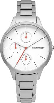 fashion наручные  женские часы Karen Millen KM144SM. Коллекция Autum6