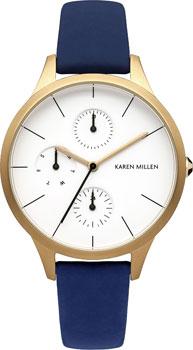 fashion наручные  женские часы Karen Millen KM144UG. Коллекция Autum6