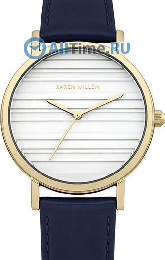 Женские наручные fashion часы в коллекции Autum 6 Karen Millen