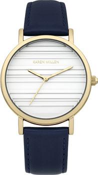 fashion наручные  женские часы Karen Millen KM154UG. Коллекция Autum6