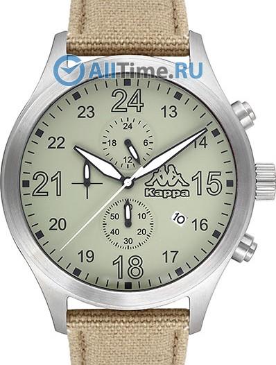 Мужские наручные fashion часы в коллекции Rome Kappa