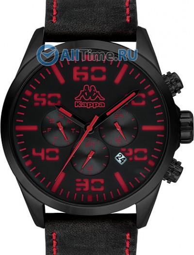 Мужские наручные fashion часы в коллекции Catania Kappa
