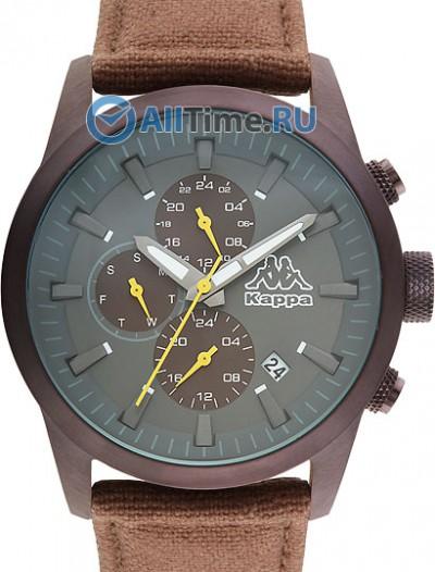 Мужские наручные fashion часы в коллекции Novara Kappa