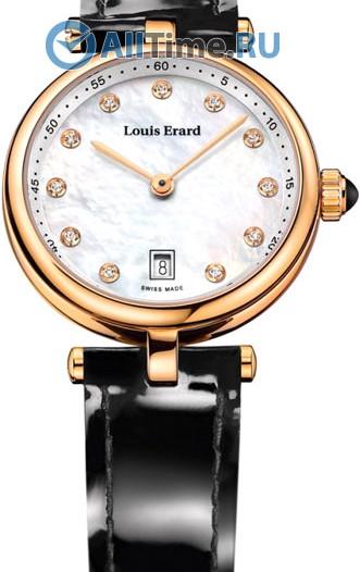 Женские наручные швейцарские часы в коллекции Romance Louis Erard