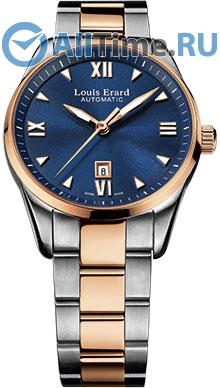 Женские наручные швейцарские часы в коллекции Heritage Louis Erard