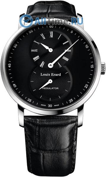 Мужские наручные швейцарские часы в коллекции Excellence Louis Erard