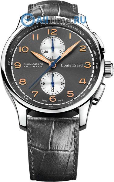 Мужские наручные швейцарские часы в коллекции 1931 Louis Erard