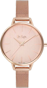 fashion наручные  женские часы Lee Cooper LC-17L-F. Коллекция Lisburn