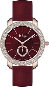 fashion наручные  женские часы Lee Cooper LC-20L-H. Коллекция Maidstone