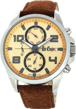 fashion наручные  мужские часы Lee Cooper LC-22G-A. Коллекция Greenwich