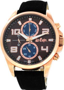 fashion наручные  мужские часы Lee Cooper LC-22G-C. Коллекция Greenwich
