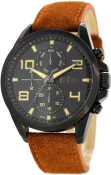 fashion наручные  мужские часы Lee Cooper LC-22G-D. Коллекция Greenwich