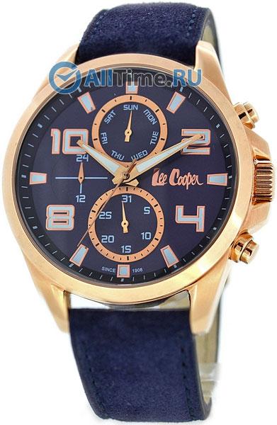 Мужские наручные fashion часы в коллекции Greenwich Lee Cooper
