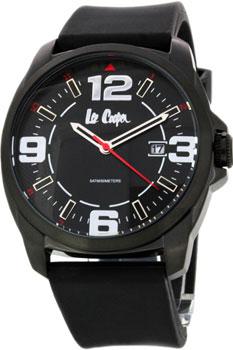 fashion наручные  мужские часы Lee Cooper LC-24G-B. Коллекция Wells