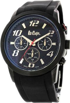 fashion наручные  мужские часы Lee Cooper LC-25G-B. Коллекция Belfast