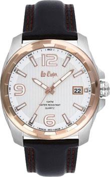 fashion наручные  мужские часы Lee Cooper LC-26G-D. Коллекция Coventry