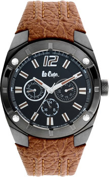 fashion наручные  мужские часы Lee Cooper LC-28G-E. Коллекция Winchester