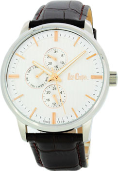 fashion наручные  мужские часы Lee Cooper LC-32G-C. Коллекция Barnsley