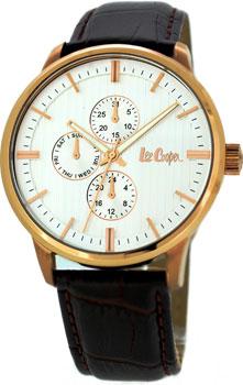 fashion наручные  мужские часы Lee Cooper LC-32G-D. Коллекция Barnsley