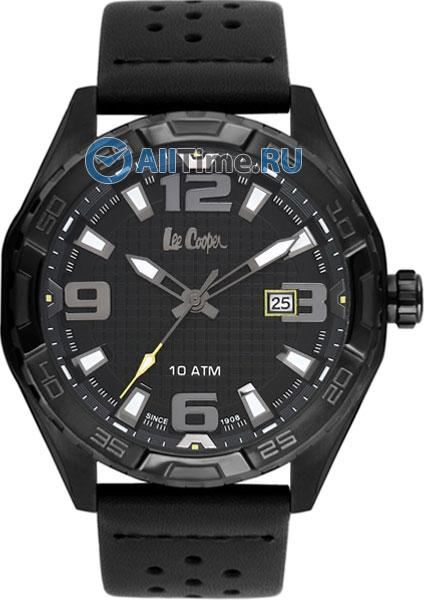 Мужские наручные fashion часы в коллекции Arsenal Lee Cooper