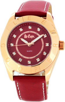fashion наручные  женские часы Lee Cooper LC-35L-B. Коллекция Oxford
